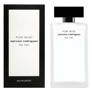 NARCISO RODRIGUEZ FOR HER PURE MUSC edp 50ml donna