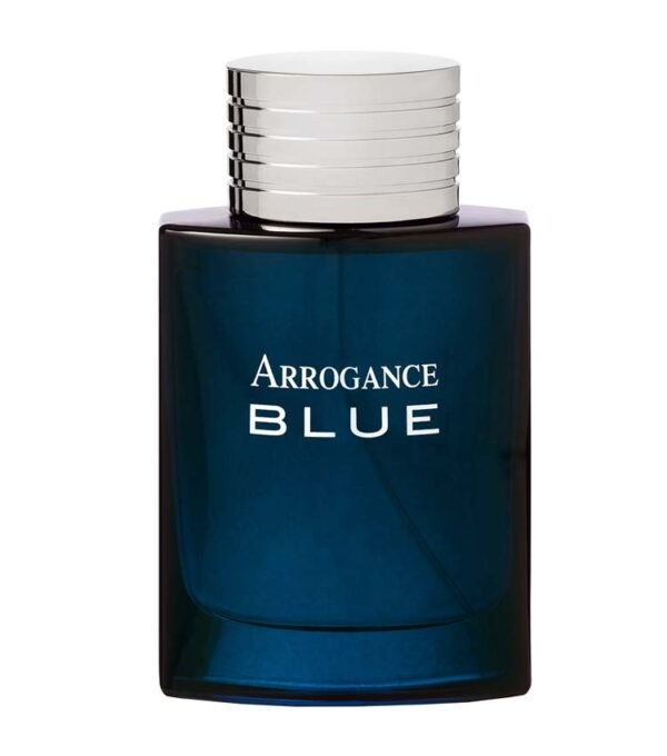 """TESTER"" ARROGANCE BLUE edt 100ml uomo NO TAPPO"
